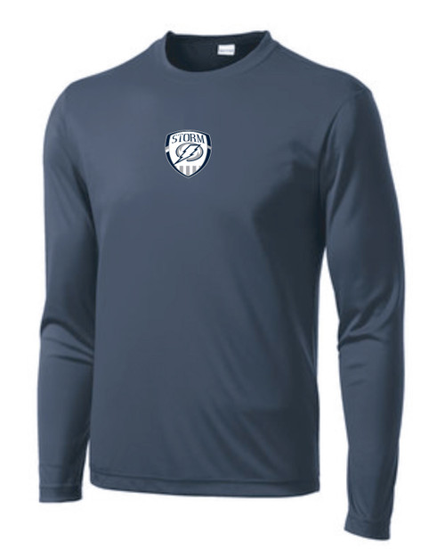 SQHS Boys Soccer 2021 Long Sleeve Tech T-shirt