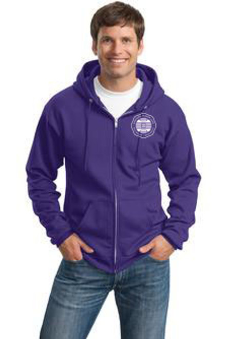 Eastside Full-Zip Sweatshirt - Youth & Adult