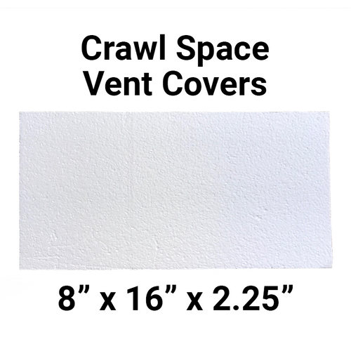 Image of Foam Crawl Space Vent Covers