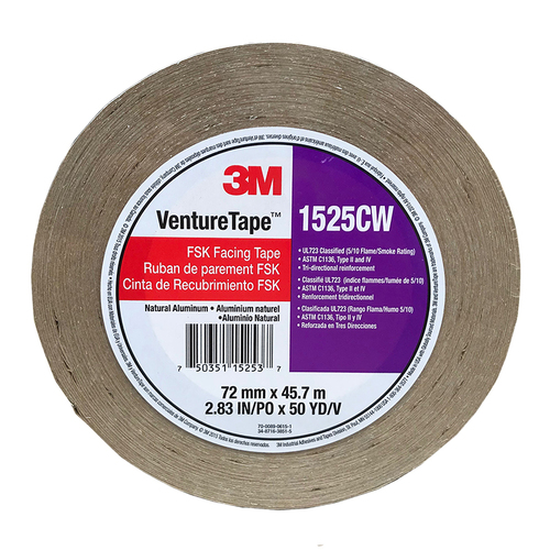 Image of 3M Venture Tape 1525CW