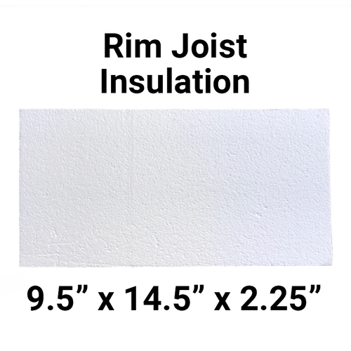 Image of Rim Joist Insulation by Crawl Space Ninja