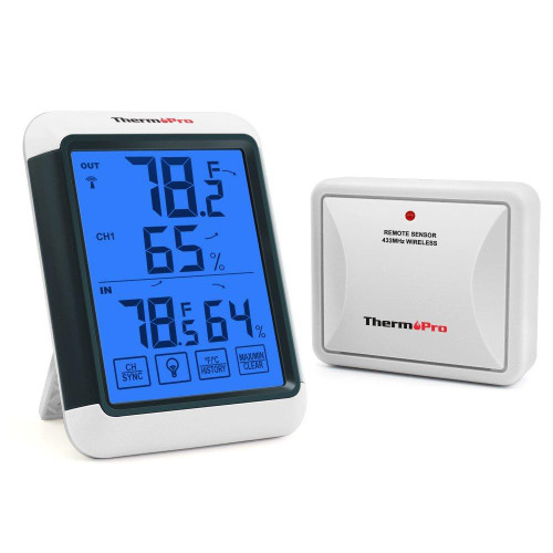 Image of ThermoPro TP-65 Humidity Monitor