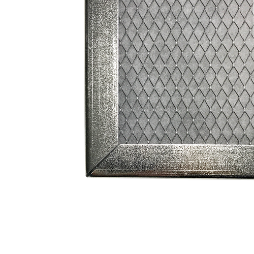 Electrostatic Furnace Air Filter Metal Frame Reusable