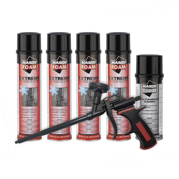 Image of Spray Foam Starter Kit Bundle Small