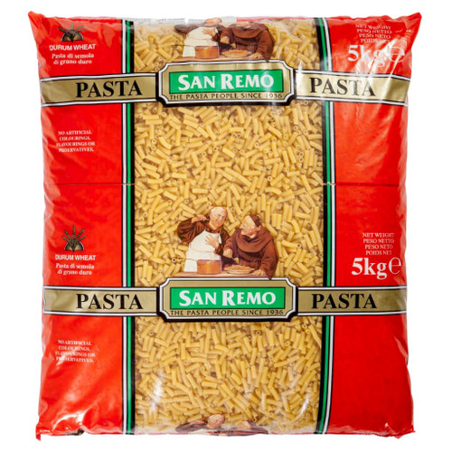 Made from Australian durum wheat, with no artificial colours, flavours or preservatives. Shells are a very versatile pasta.