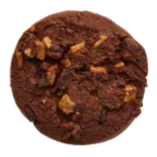 A rich and crumbly cookie loaded with milk and white chocolate chunks.