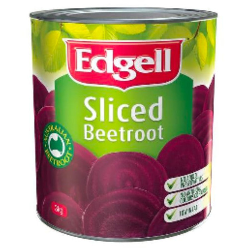 Edgell beetroot is proudly grown in Australia. Our beetroot is bursting with Aussie goodness and naturally low in fat.
