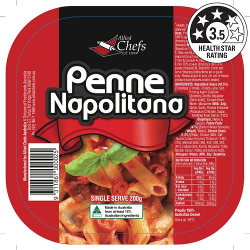 Allied Chefs Twista Pasta Bolognese 24x200g Borgo Wholesale Distribution