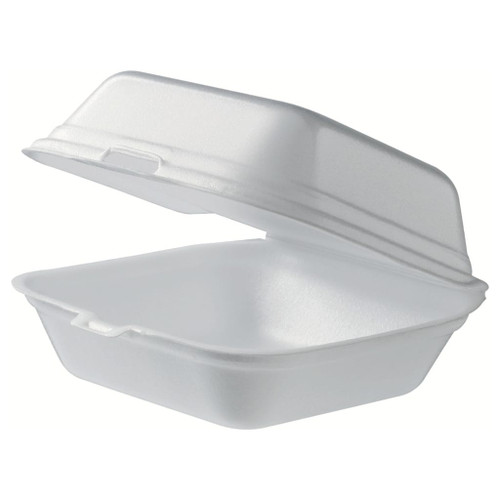 Castaway foam clams provide a cost-effective solution for packaging takeaway food items.