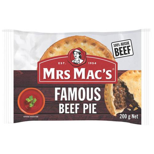 Minced beef in a rich gravy.