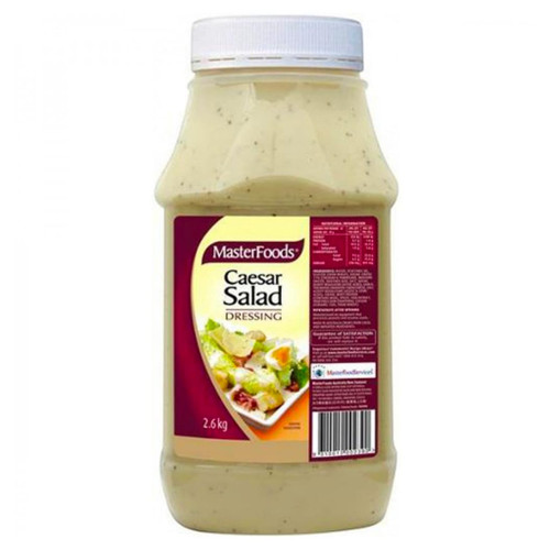 A creamy dressing with the richness of cheddar and parmesan cheese, the saltiness of the anchovies and the added flavour of selected spices. makes for the perfect premium caesar dressing.