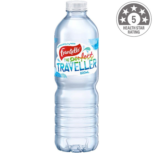 Frantelle water, sourced from Australian springs celebrates the great outdoor Aussie lifestyle. With fun, colourful and vibrant packaging.