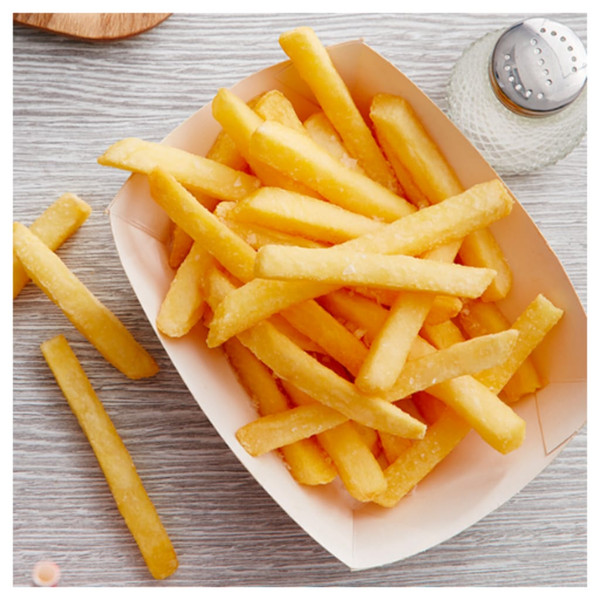 McCain French fries are a crowd favourite. Great source of flavour, no artificial flavours or colours. Low in cholesterol.