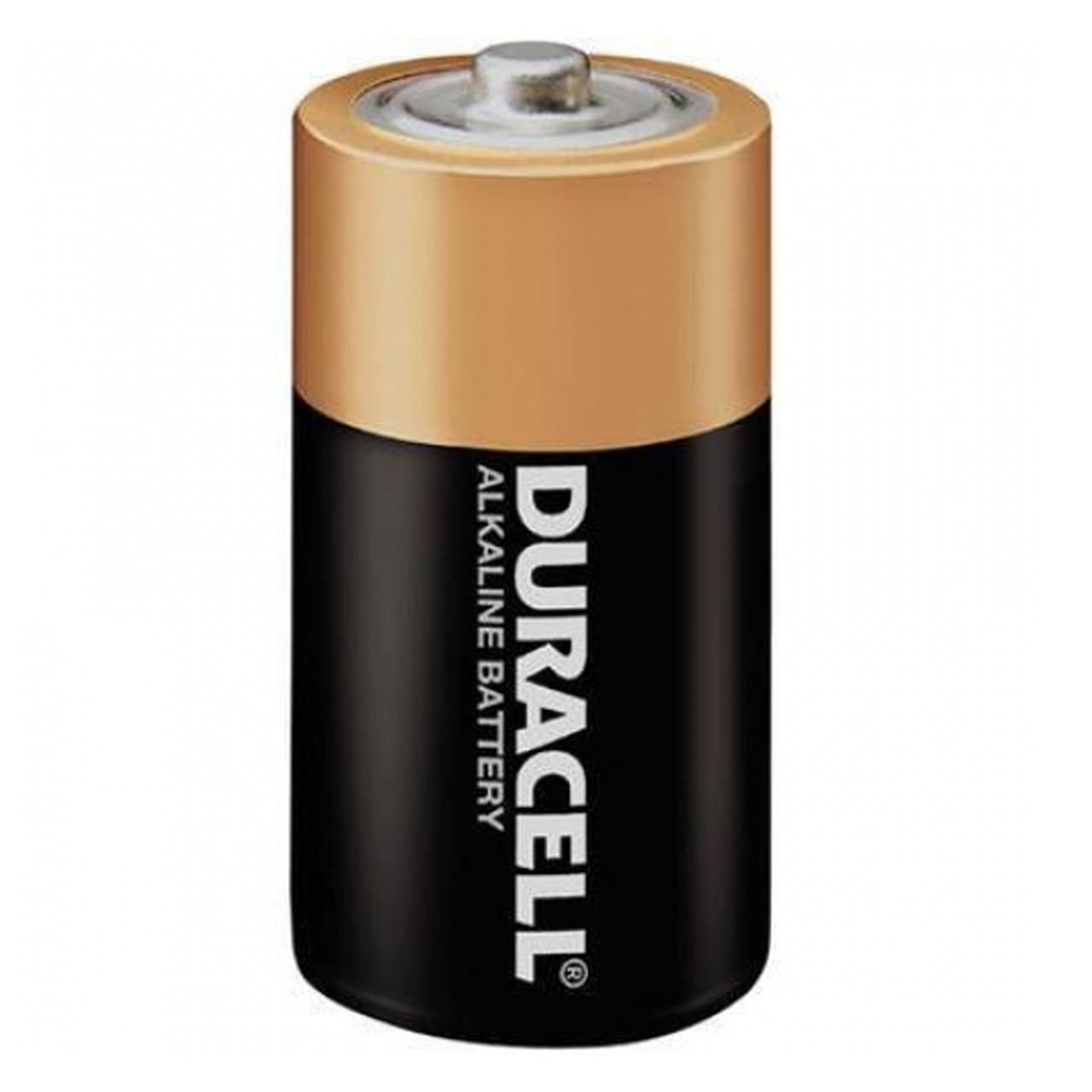 """Duracell """"D"""" Battery (10 Year Shelf Life)"""