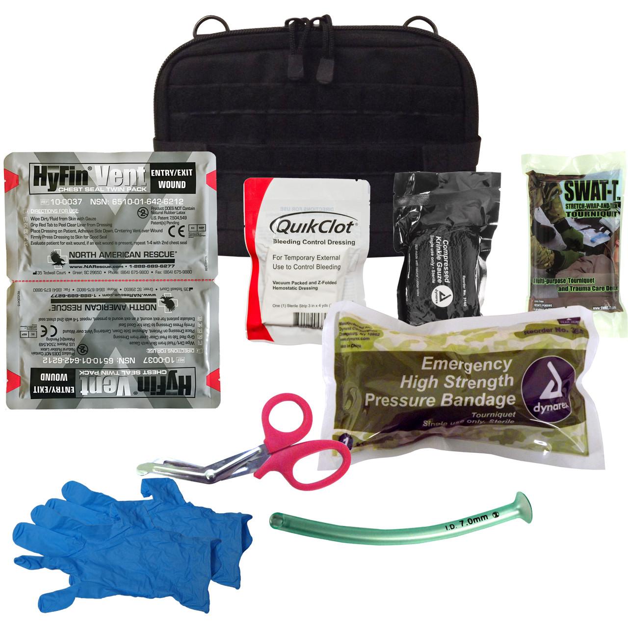 IFAK Rescue Kit (MOLLE Bleeding Control Trauma Kit)