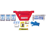 Fanny Pack Emergency Preparedness Kit (1 Day) - Contents