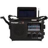 Kaito Voyager Emergency Radio - KA500L - Front