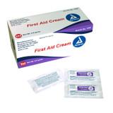 First Aid Burn Cream 0.9g foil packet
