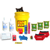 Emergency Kit for Cats- Contents