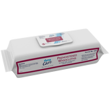 "Premoistened Adult Washcloths, 9"" x 13"" - soft pack refills"
