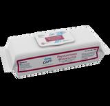 "Premoistened Adult Washcloths, 8"" x 12"" - soft pack refills"