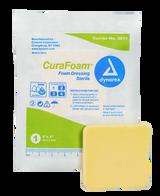 """CuraFoam Foam Dressing - 2""""x2"""""""
