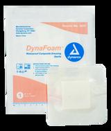 """DynaFoam Waterproof Bordered Foam Dressing - 4""""x4"""""""