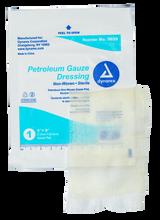 """Petroleum Gauze Dressing - 3""""x9"""""""