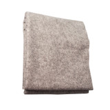 """Disposable Grey Blanket - 100% Polyester 40""""x80"""""""