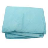 """Disposable Blue Non-Woven Blanket 44""""x84"""""""