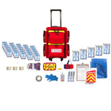 Rolling Classroom Emergency Kit (Pro) - Contents