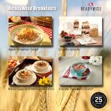 ReadyWise Entrée and Breakfast Emergency Food Supply - Breakfasts