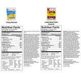 ReadyWise Entrée and Breakfast Emergency Food Supply - Nutritional Information (4 of 5)