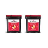 ReadyWise Freeze Dried Emergency Fruit (240 Servings) - Buckets