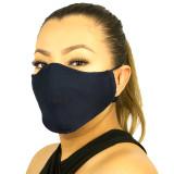 Face Mask - Reusable and Washable - 3 Layer - Angle
