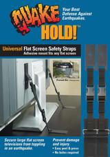 Flat Screen Safety Straps (Universal)