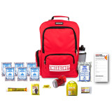 Basic Backpack Emergency Kit (1 Person) - Content