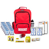 Basic Backpack Emergency Kit (2 Person) - Content