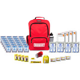 Basic Backpack Emergency Kit (4 Person) - Contents