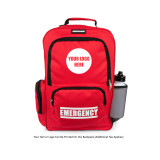 Your Text or Logo Can Be Printed on This Backpack (Additional Fee Applies)