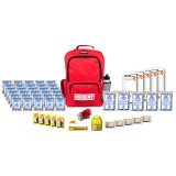 Basic Backpack Emergency Kit (5 Person) - Contents