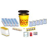 Basic Bucket Emergency Kit (5 Person) - Contents