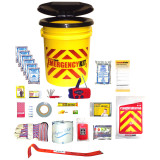 Home Base Emergency Kit (1 Person) - Contents
