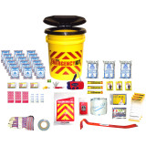 Home Base Emergency Kit (3 Person) - Contents
