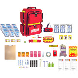 The Home Pack Emergency Kit (3 Person) - Contents