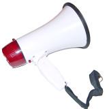 Megaphone with Voice Recorder and Siren (30 Watt)