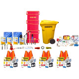 Search and Rescue Responder Kit (4 Person - Wheeled Container)