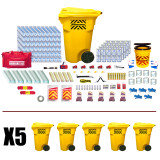 Office Emergency Kit (250 Person) - Contents