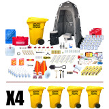Office Pro Emergency Kit (100 Person)