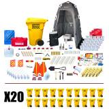 Office Pro Emergency Kit (250 Person)